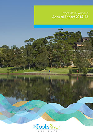 Cooks River Alliance Annual Report 2015-2016
