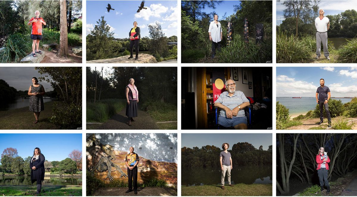 Cooks River Oral Histories exhibition