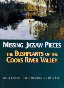 Missing Jigsaw Pieces: The Bushplants of the Cooks River
