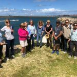 Cooks River Community Assembly at the mouth of the river at Botany Bay