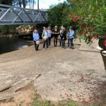 Cooks River Community Assembly at the Turella Weir on Wolli Creek
